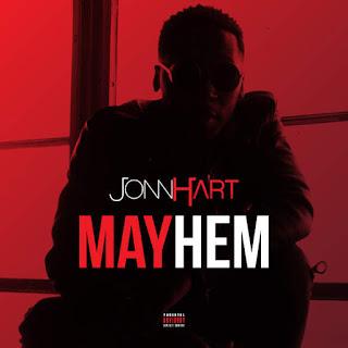 Jonn Hart - Mayhem (EP) (2016) - Album Download, Itunes Cover, Official Cover, Album CD Cover Art, Tracklist