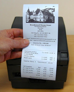 nota struk pembayaran hotel wisataarea.com