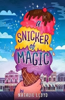 "Kid's Book Group Reads ""A Snicker of Magic"" for October 17, 2018"