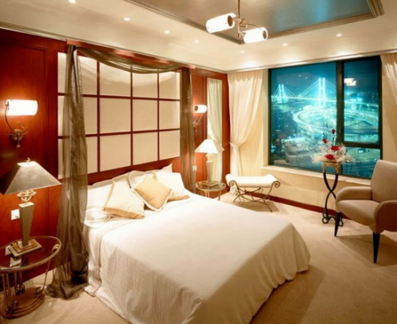 Simple Romantic Bedroom Decorating Ideas HD Wallpaper Free ...