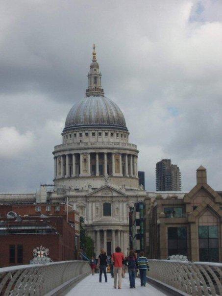 Cathédrale Saint Paul à Londres