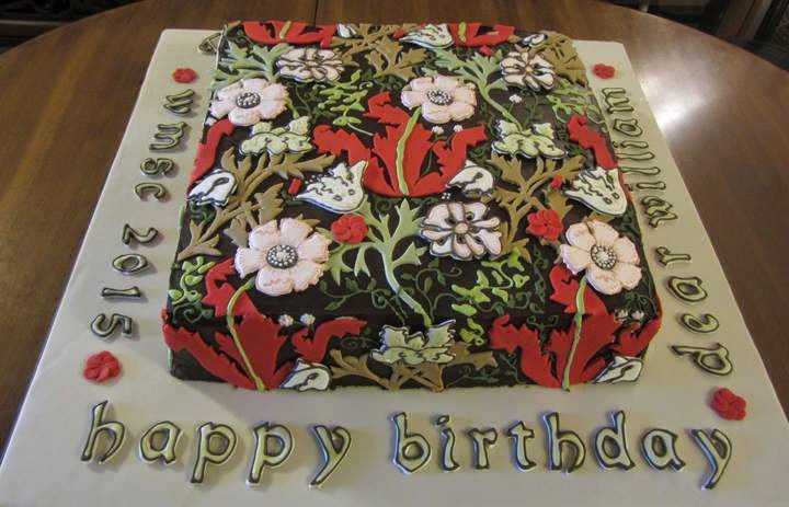 William Morris In Quilting Happy Birthday William Morris