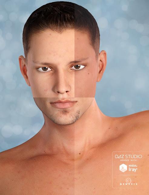 MST Genesis 3 Male Skin Merchant Resource