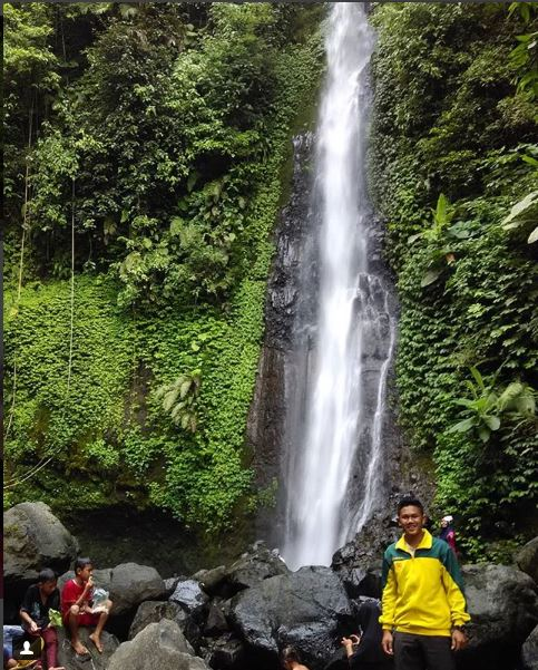 air terjun montel @arief0930