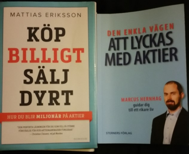Molekylär ekonomi  Bästa svenska aktieboken  Recenserar två utmanare f508a1b88fd72