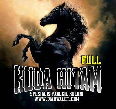 Paket Suara Panggil (SP) Kuda Hitam Durasi Full