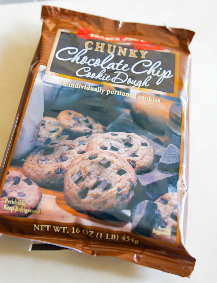Trader Joe's review: Chunky Chocolate Chip Cookie Dough