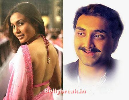 Rani Mukerji and Aditya Chopra, Bollywood's secret Marriages
