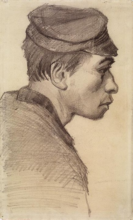 Vincent Van Gogh 1853-1890 | Drawing