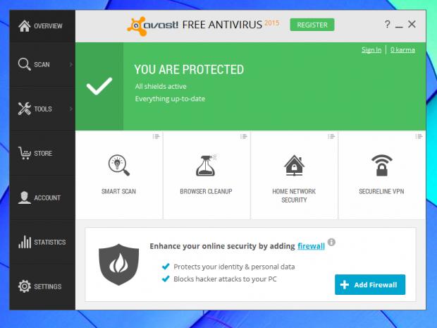 Avast Antivirus 2016 Free Download