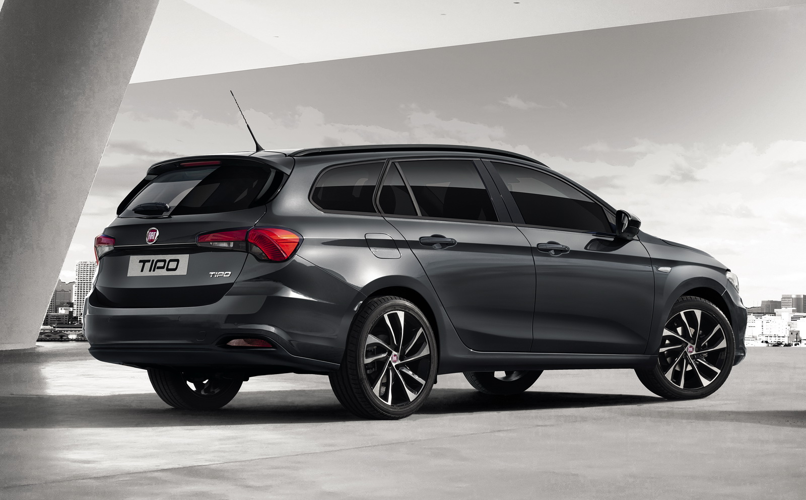 new fiat tipo s design brings sporty style and more kit 22 pics carscoops. Black Bedroom Furniture Sets. Home Design Ideas