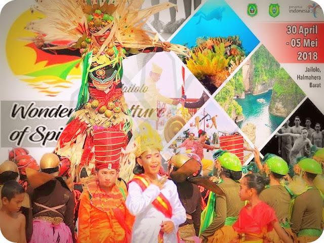 Festival Teluk Jailolo 2018 Siap Dilaksanakan