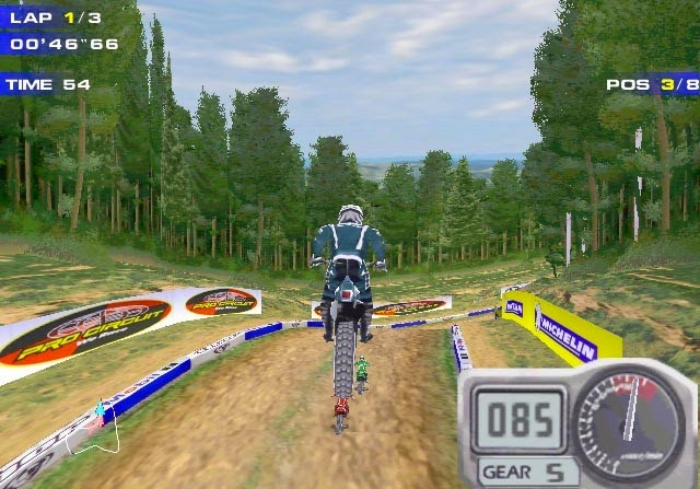 Moto Racer 2 1 PC Games Gameplay