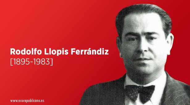 Los inicios de Rodolfo Llopis