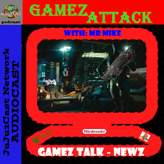 GamezAttack Podcast