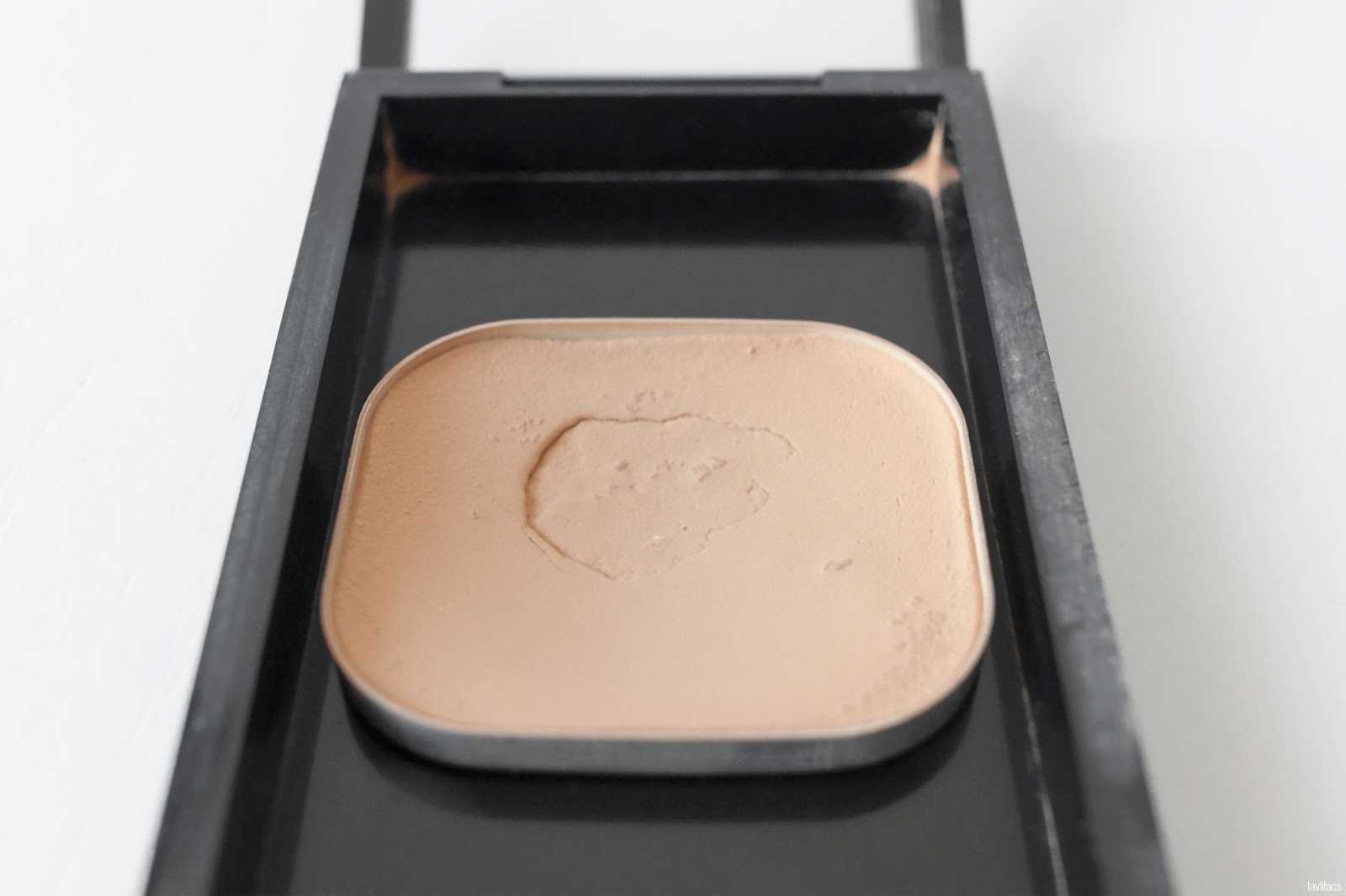 lavlilacs 2018 Project Make a Dent - beginning - Kate Lasting High Coverage Powder Foundation in OC-C