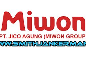 Lowongan PT. JICO AGUNG (Miwon Group) Pekanbaru Maret 2018