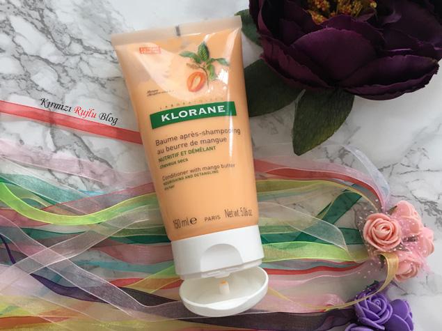 Klorane Mango Yağlı Saç Kremi