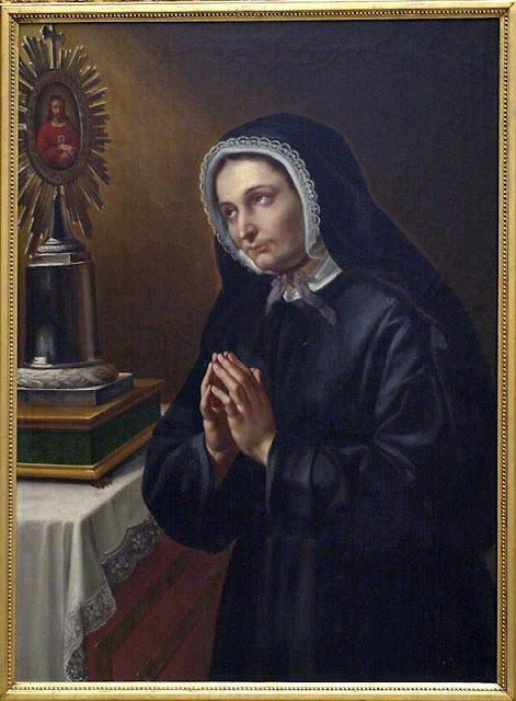 Bem-aventurada Elizabeth Canori Mora (1774–1825)