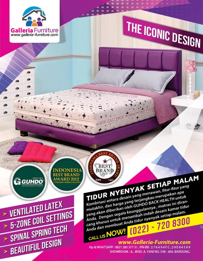 Toko Jual Matras Tempat Tidur Guhdo Bandung