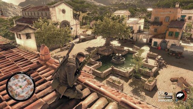 download sniper elite 4
