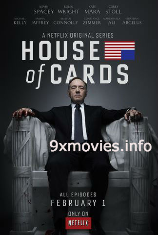 House of Cards S01E04 Dual Audio Hindi 720p WEBRip 500mb