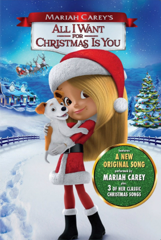 Mariah Carey's All I Want for Christmas Is You [Latino] [2017] [DVDR] [NTSC]