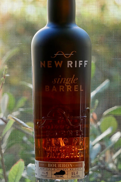 New Riff Bourbon Pursuit Single Barrel...