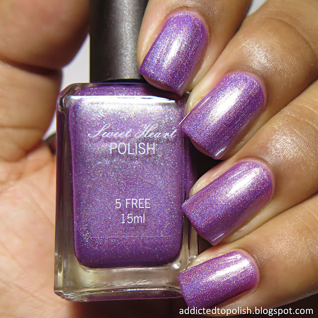 sweet heart polish ive got a dream