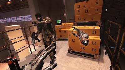 Espire 1 Vr Operative Game Screenshot 1
