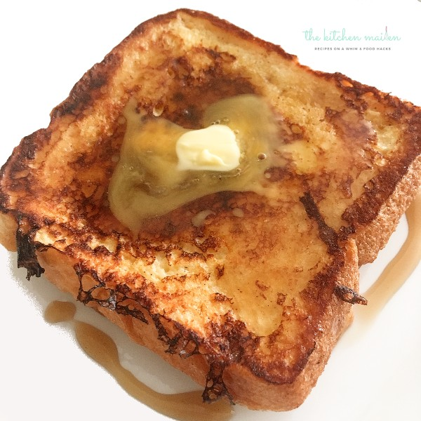 French Toast Easy to Make Recipe