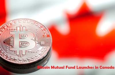 Fund investing in bitcoins