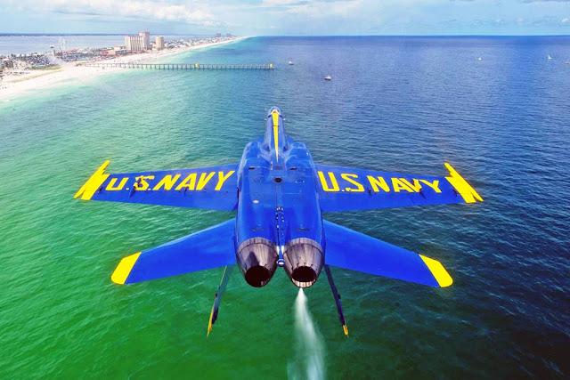 NAS Pensacola Blue Angels Air Show