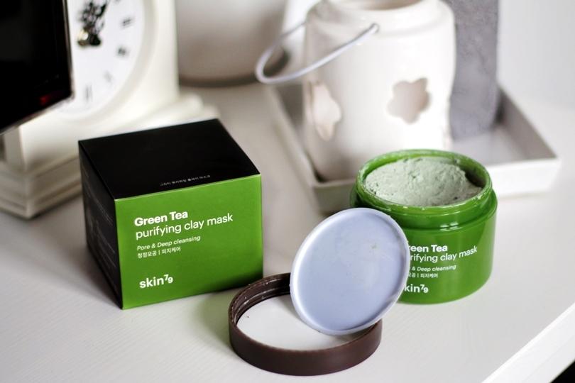 maska, zielona, herbata, green, tea, skin79, beauty, oczyszczająca maska, maseczka, michael kors, oprawki, kocie oczy, domowe spa,