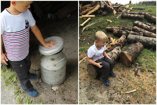 Wanderausruestung Tipps Wandern mit Kindern Ausflugsziele Ausruestung Oesterreich Jules kleines Freudenhaus