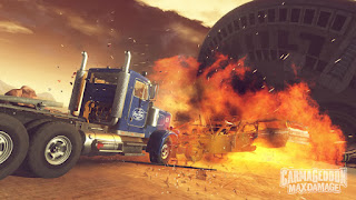 Carmageddon Max Damage highly compress game download