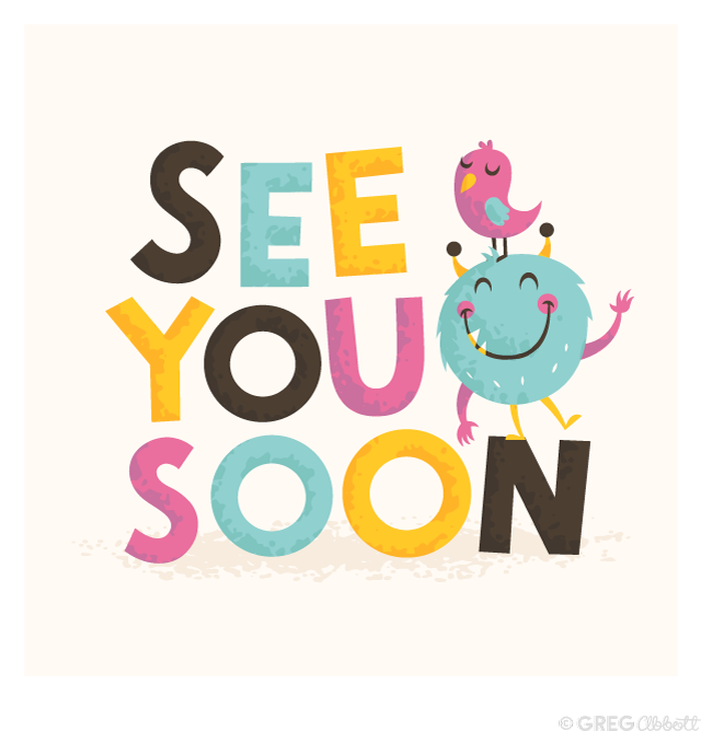 Image result for see you soon gif