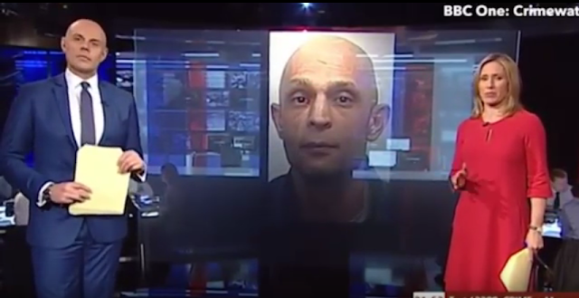 This Reporter Showed a Felon's Mugshot but Gets the Shock of His Life When He Finally Sees It!