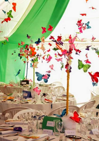 Butterfly Wedding Decorations  Wedding Stuff Ideas