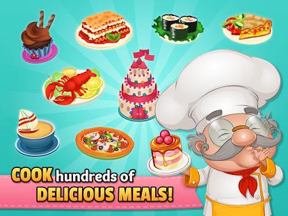 Cafeland - World Kitchen Mod Apk Full