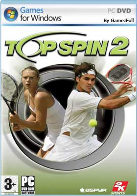 Top Spin 2 PC [Full] Español [MEGA]