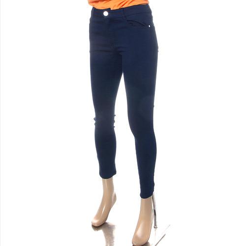 Navy Blue Skinny Jeans
