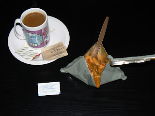 MRE  Menu 14, Ratatouille (Vegetarian)