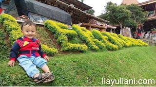 Destinasi Wisata Lereng Anteng Panoramic Cafe di Punclut