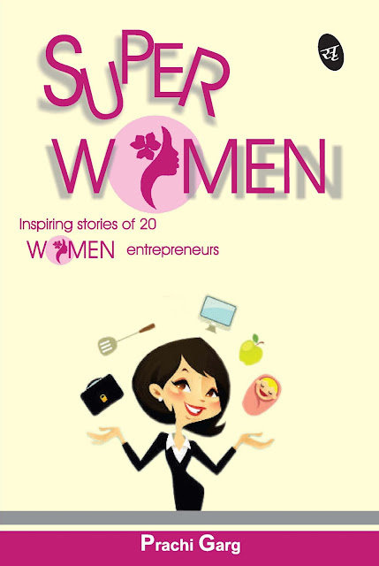 Book Review : Super Women - Prachi Garg