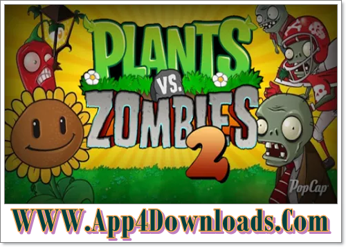 Plants vs. Zombies 2 for Android 5.8.1 APK Download