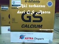 Aki terbaru dari GS Astra