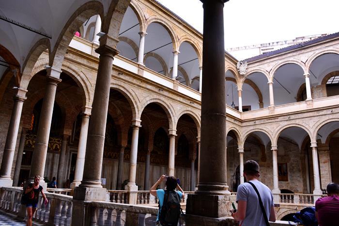 Royal Palace Palermo