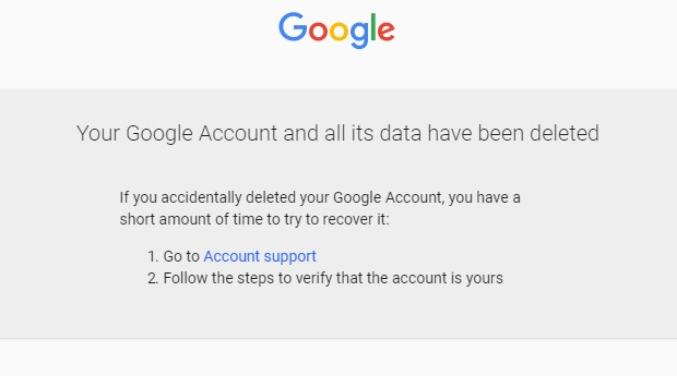 your-google-account-and-all-its-data-have-been-deleted