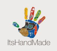 ItsHandMade-Logo Partecipazione mod. Onde spumeggianti in tiffanyColore Tiffany Tema mare